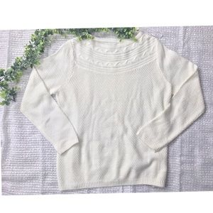 Croft & Barrow Pullover Sweater